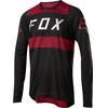 Fox Flexair Long Sleeve Jersey Men red/black